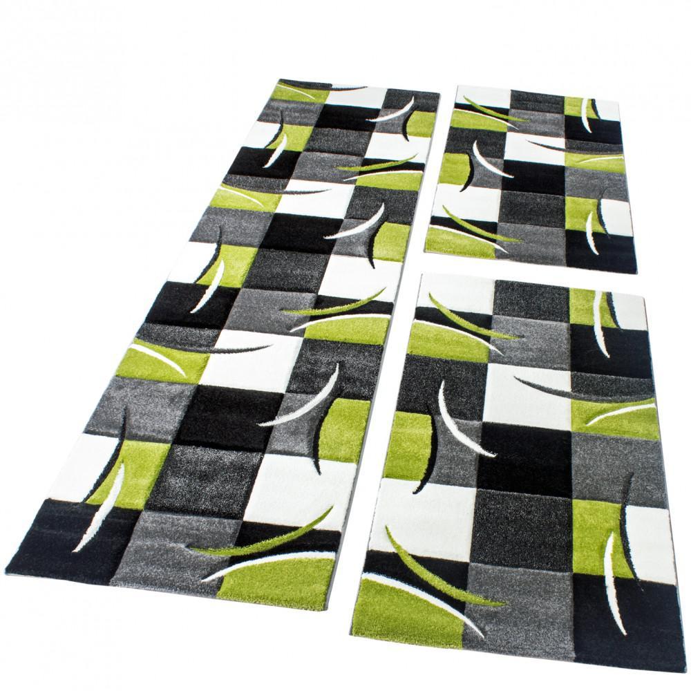 Teppich schwarz weiß grau günstig kaufen bei yatego