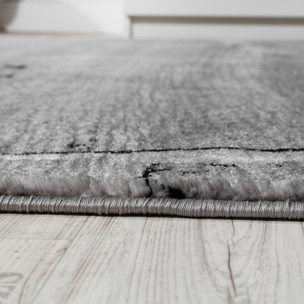 Teppich Wohnzimmer Modern Grau: Sonstige, Teppiche & Teppichböden ...