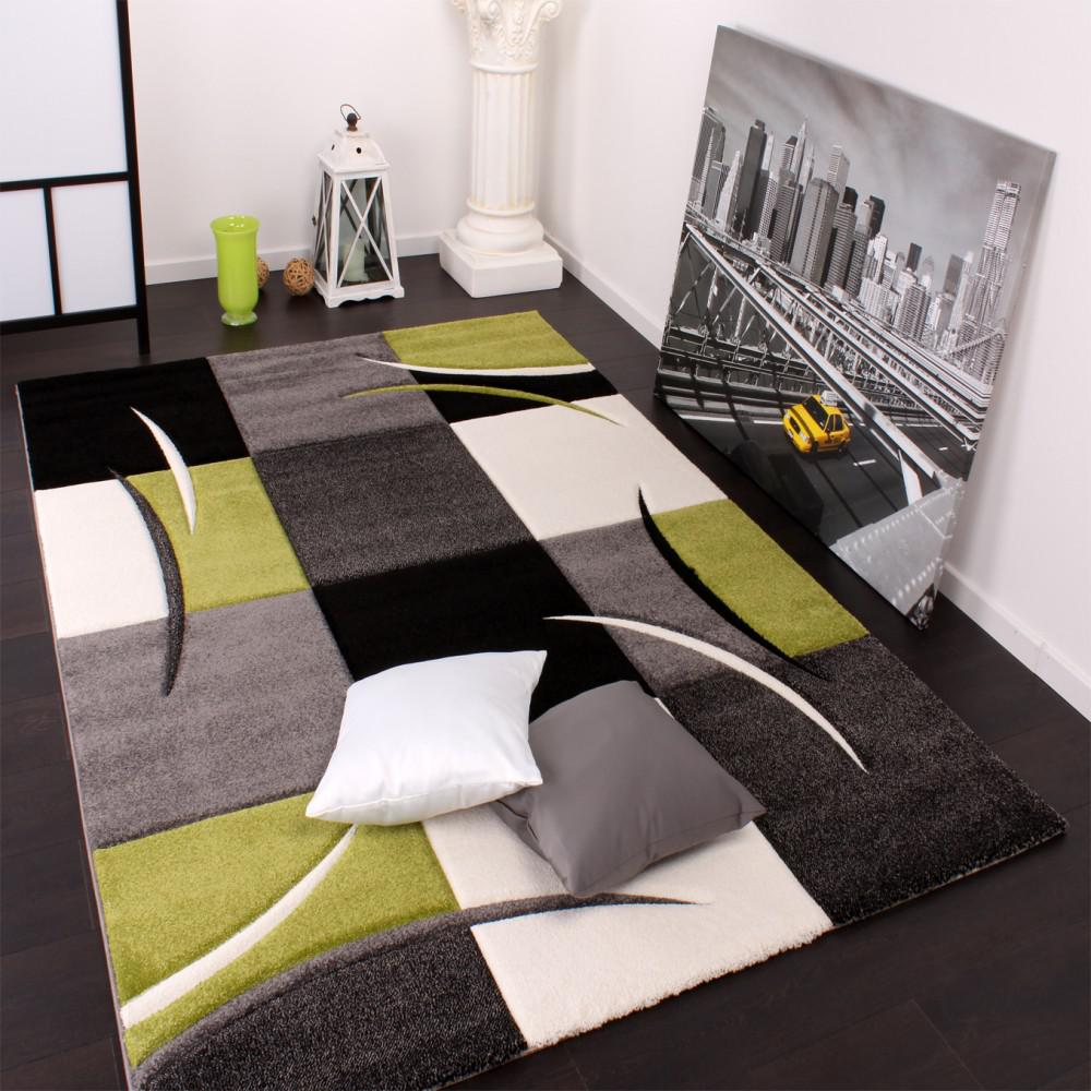 Grün Grau Wohnzimmer Sachliche Auf Moderne Deko Ideen Plus Teppich ... Teppich Wohnzimmer Grun