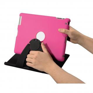 Schutzcover Padfolio mit Standfunktion pink für iPad - Vorschau 4