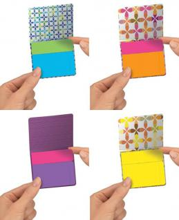Etiketten-Block im Design Booklet Purple Cicles - Vorschau 2