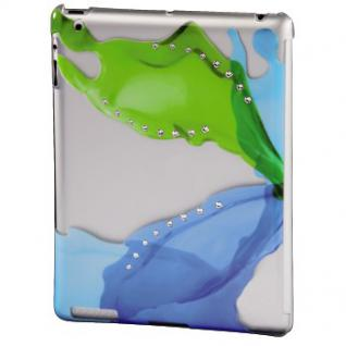 Cover Liquids grün für iPad