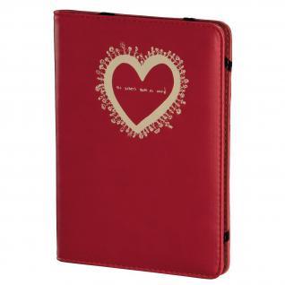 Whatever it Takes Portfolio für Kindle rot Design: Charlize Theron