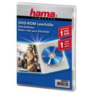 DVD-ROM-Leerhülle transparent - Vorschau 1
