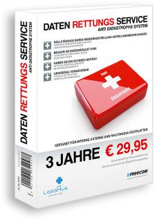Data Recovery Service 3 Jahre