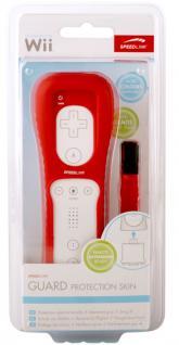 GUARD Protection Skin für Wii U/Wii Remote rot - Vorschau 3