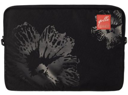 "Notebook-Sleeve Goldie bis 16"" ;"