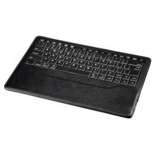 Bluetooth-Tastatur Cross Grain für Apple iPad Serie