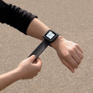 Uhrenarmband Fancy Beat für iPod nano 6G grau - Vorschau 4