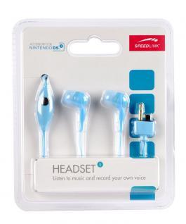 Headset für DSi/DSi XL hellblau - Vorschau 2