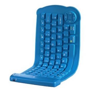 Flexible Tastatur Nimble Bluetooth mint - Vorschau 1