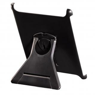 Cover Apple iPad 2-4 schwarz mit 2 Krallen Rasterplattensystem - Vorschau 4