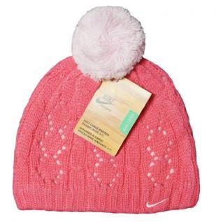 Mütze Kinder pink M/L - Vorschau