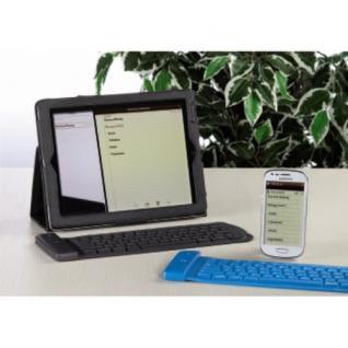 Flexible Tastatur Nimble Bluetooth mint - Vorschau 4