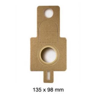 Staubsaugerbeutel HO 03 P 4x Stück - Vorschau 2