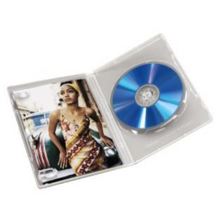 DVD-ROM-Leerhülle transparent - Vorschau 2