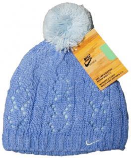 Mütze Kinder blau M/L