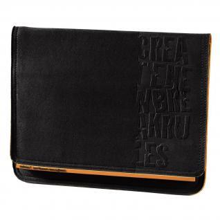 Tasche Croom für iPad schwarz