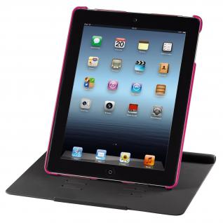 Schutzcover Padfolio mit Standfunktion pink für iPad - Vorschau 3