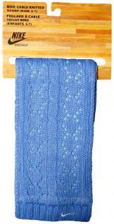 Schal Kinder blau