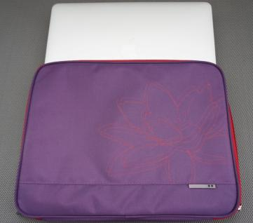 "Notebook-Cover Plant bis 13, 3"" ; 4"