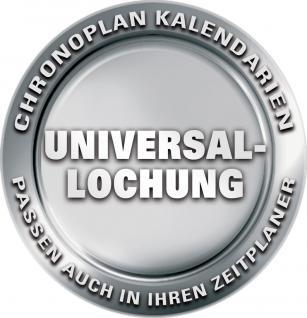 CHRONOPLAN Einlage Liniertes Blatt Mini/A7 - Vorschau 3