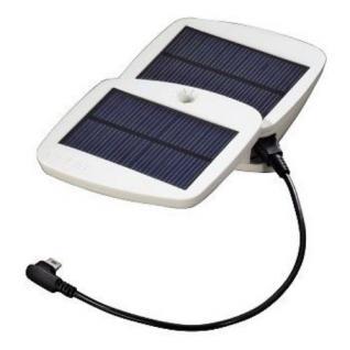Bolt Solar Ladegerät mit Backup Batterie
