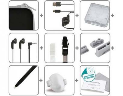13in1 Tech + Carry Pack weiss für DSi - Vorschau 2
