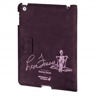 Whatever it Takes Soft-Touch-Folio für iPad 3rd/4th Design: Donna Karan - Vorschau 1