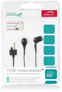 Headset Tune für DSi/DSi XL schwarz - Vorschau 2