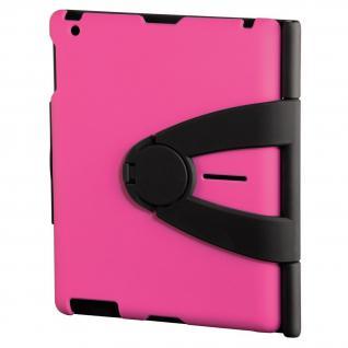 Schutzcover Padfolio mit Standfunktion pink für iPad