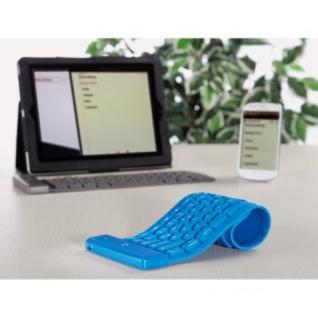 Flexible Tastatur Nimble Bluetooth mint - Vorschau 3