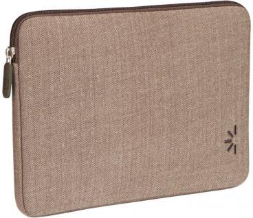 "Tablet PC-Hülle Nylon braun bis 10, 5"" ;"