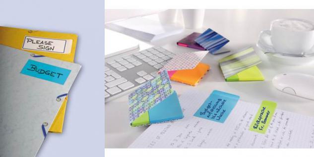 Etiketten-Block im Design Booklet Purple Cicles - Vorschau 5