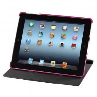 Schutzcover Padfolio mit Standfunktion pink für iPad - Vorschau 2