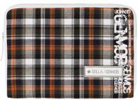 "Notebook-Sleeve Glasgow Plaid 13"" ;"