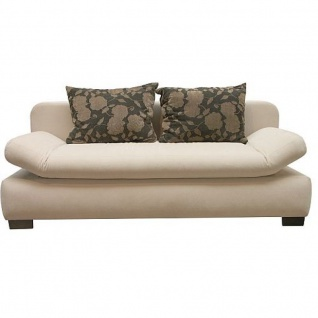 sofa schlafsofa theresa incl verstellbare armlehnen und. Black Bedroom Furniture Sets. Home Design Ideas