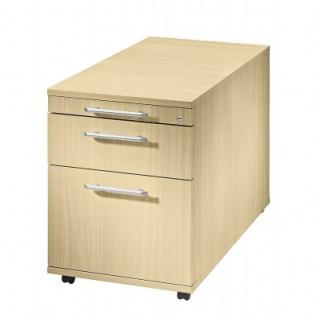 Büro Rollcontainer mit Hängeregister Modell TC20 abschließbar