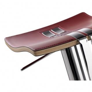 barhocker rot leder online bestellen bei yatego. Black Bedroom Furniture Sets. Home Design Ideas
