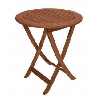 Klapptisch rund g nstig sicher kaufen bei yatego for Holztisch rund
