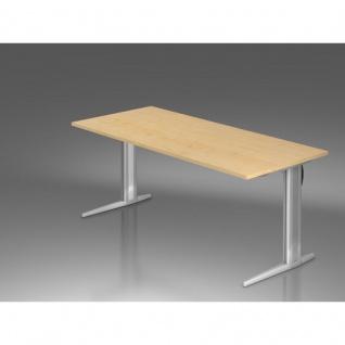 Büro Schreibtisch 180x80 cm Modell XS19