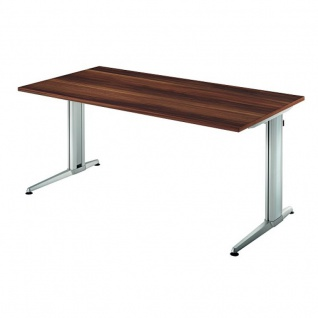 Büro Schreibtisch 160x80 cm Modell XS16