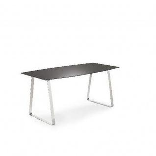 Design esstische schwarz g nstig kaufen bei yatego for Designer esstisch schwarz