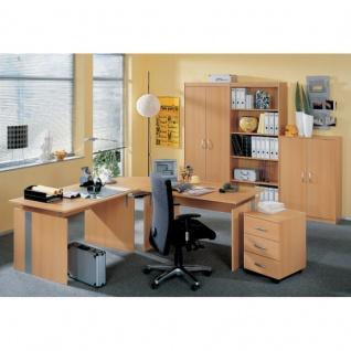 Büromöbel Kombination 1 BÜRO AKTION verschiedene Dekore