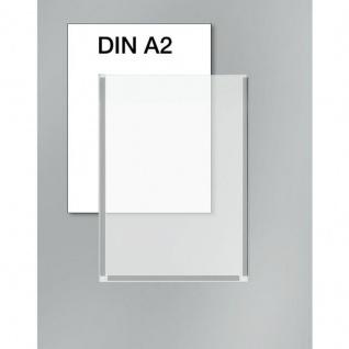 Plakattasche DIN A 2 für Info Ständer breit