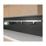 Naber Relingsystem Relista Alto Set edelstahlfarbig 60 cm lang