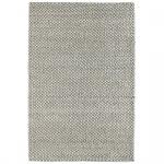 Teppich Wohnteppich Wollteppich My Logan, 100% Wolle, handgefertigt, elfenbein