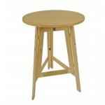 Holztisch, Stehtisch Tisch klappbar Massives Nadelholz