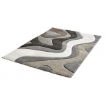 Teppich Wohnteppich My Athabasca 1001 Silver