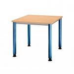 Büro Schreibtisch 80x80 cm Modell HS08